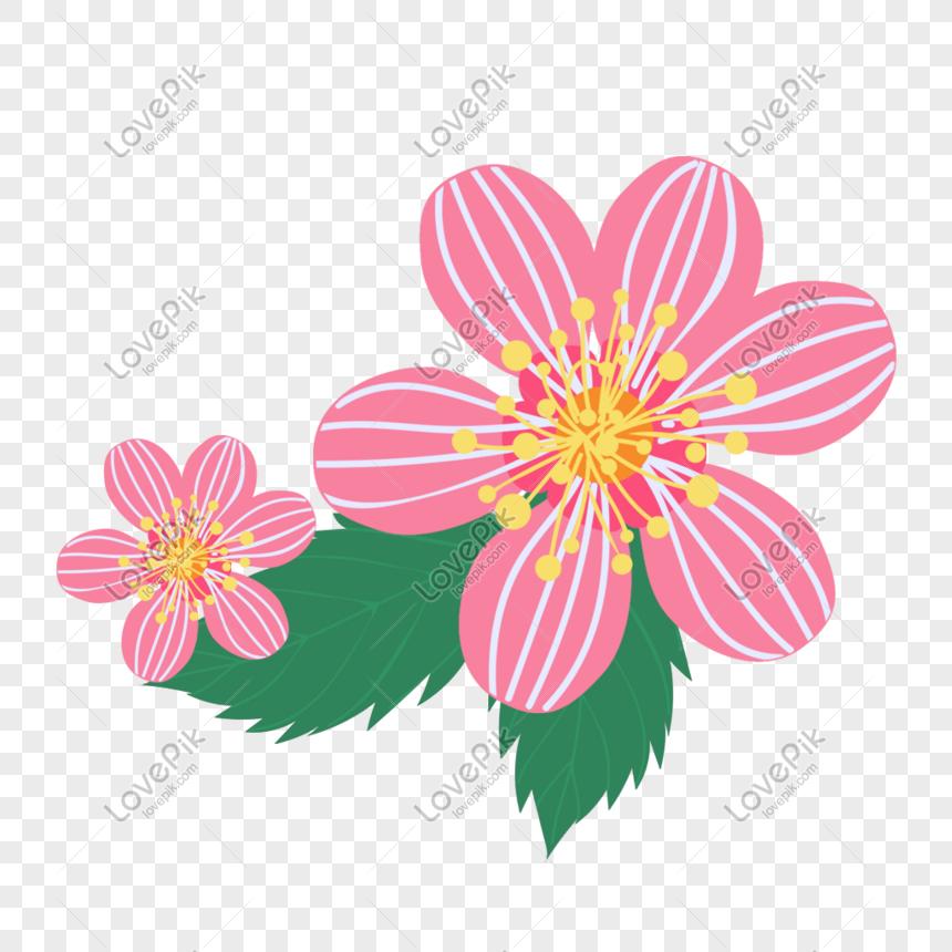 700 Gambar Bunga Indah Kartun Paling Keren Gambar Id
