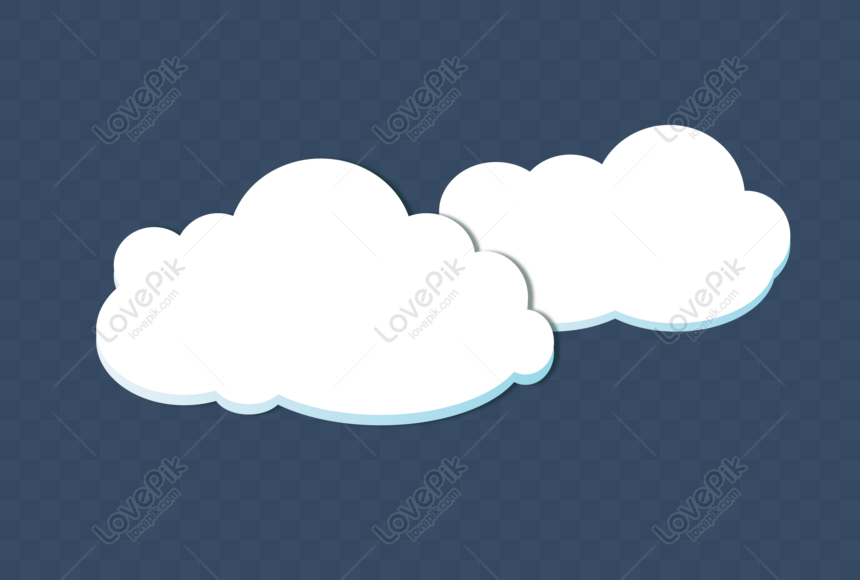 cartoon white cloud material png image picture free download 401311609 lovepik com cartoon white cloud material png