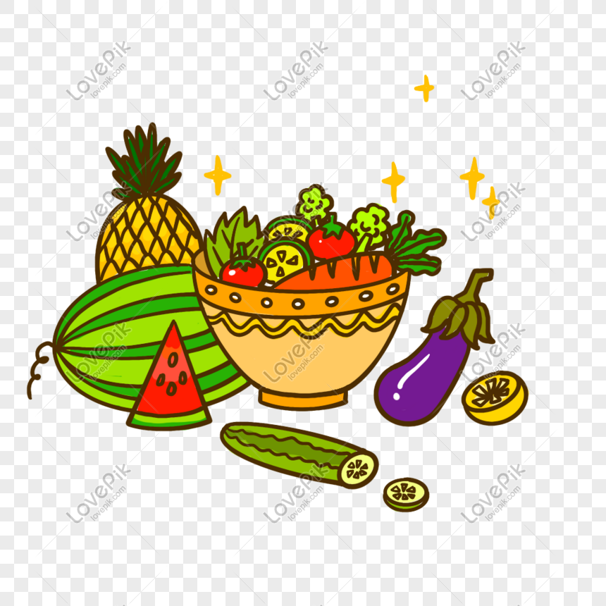 cartoon vegetables fruits and vegetables png image picture free download 401312721 lovepik com cartoon vegetables fruits and