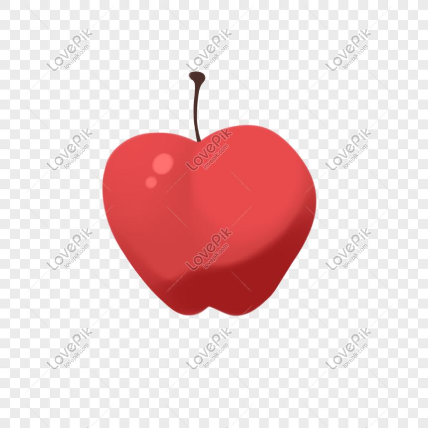 76 Gambar Apel Merah Terlihat Keren