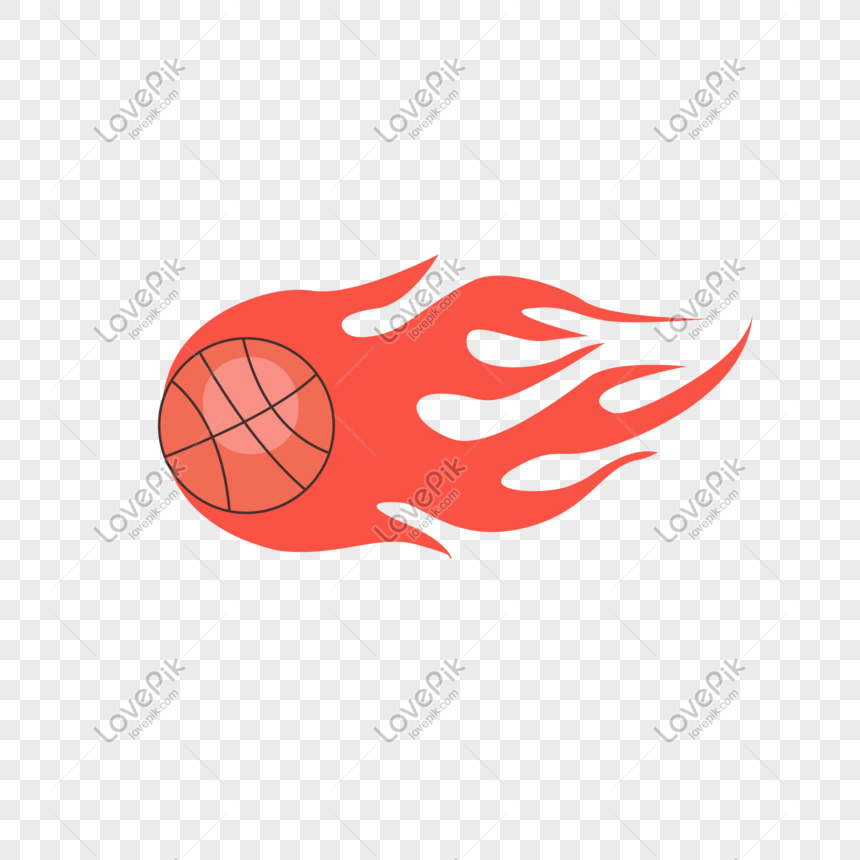 Basketball vector hand drawn illustration png image_picture