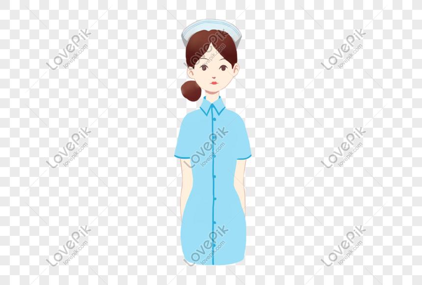 Nurse girl free — 2