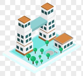 three dimensional urban green volume - 327×300