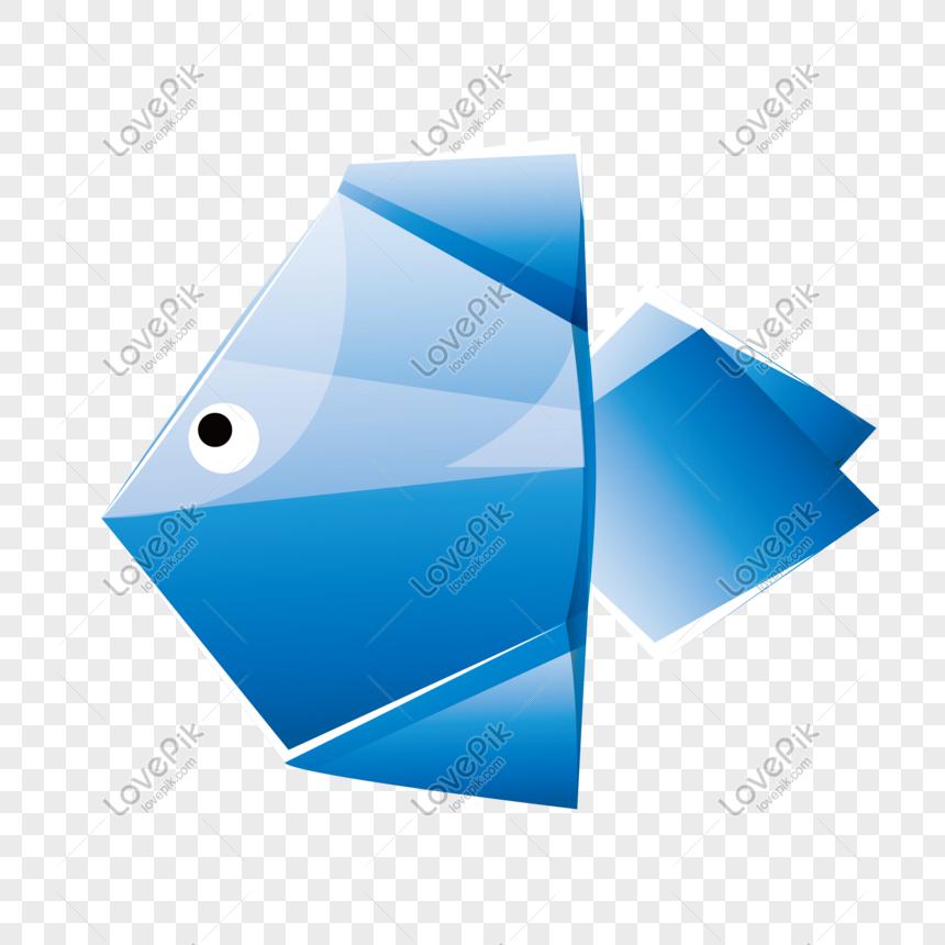 Unduh 100+ Gambar Ikan Dari Origami Terpopuler