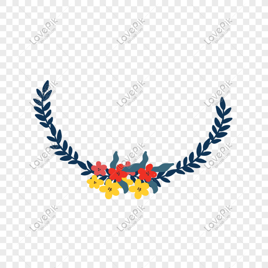 View Ornamen Bunga Vector Png