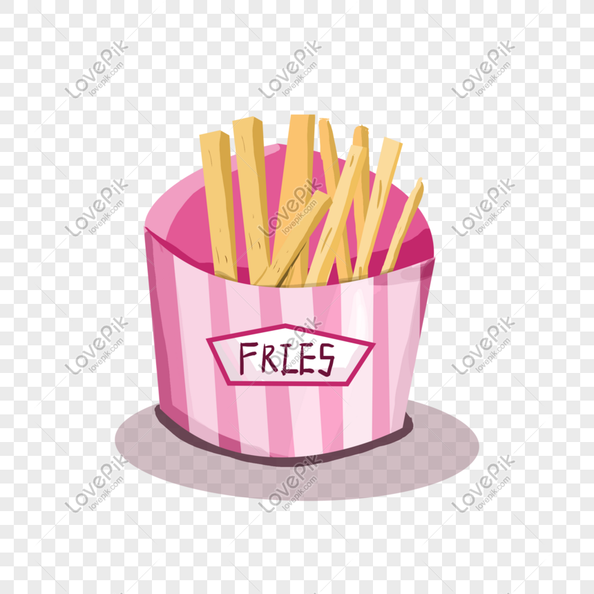 watching movies shopping must have snacks french fries png