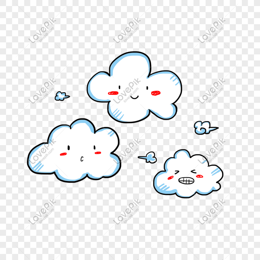Cartoon clouds png image_picture free download