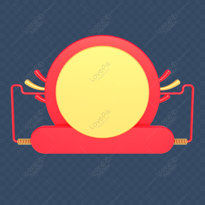 e commerce c4d stereo poster decoration stage png