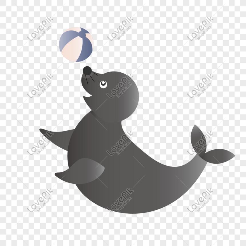 41++ Gambar anjing laut kartun terbaru