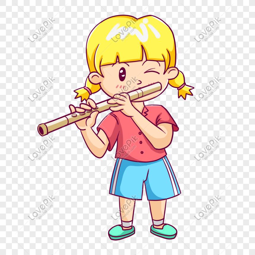 Мимозой, картинки с флейтой для детей