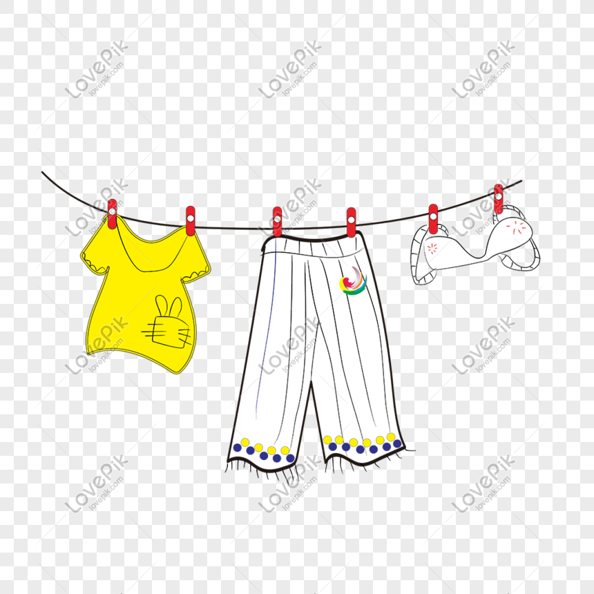 summer clothes rack small clear png