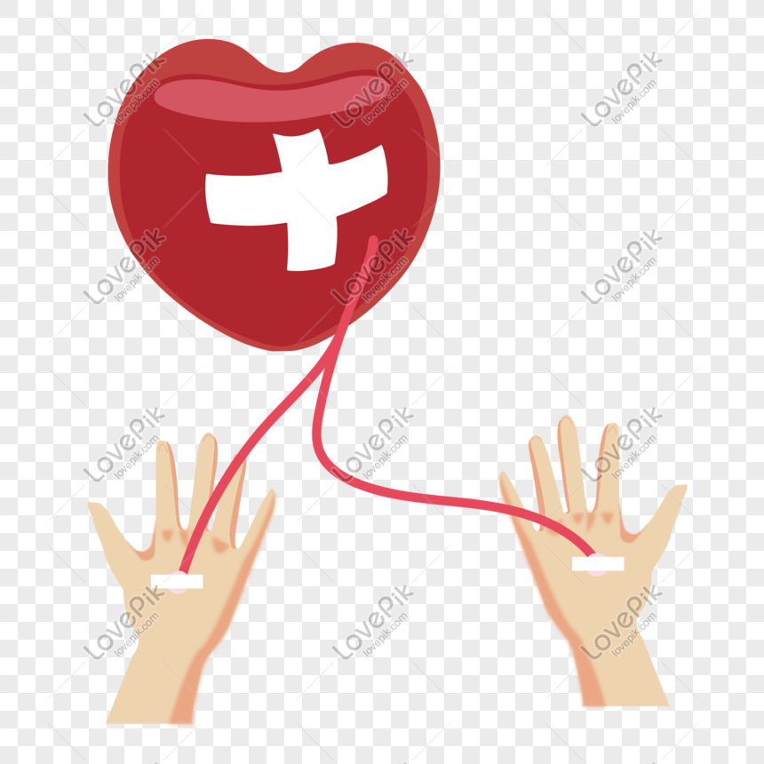 Blood transfusion hand png image_picture free download