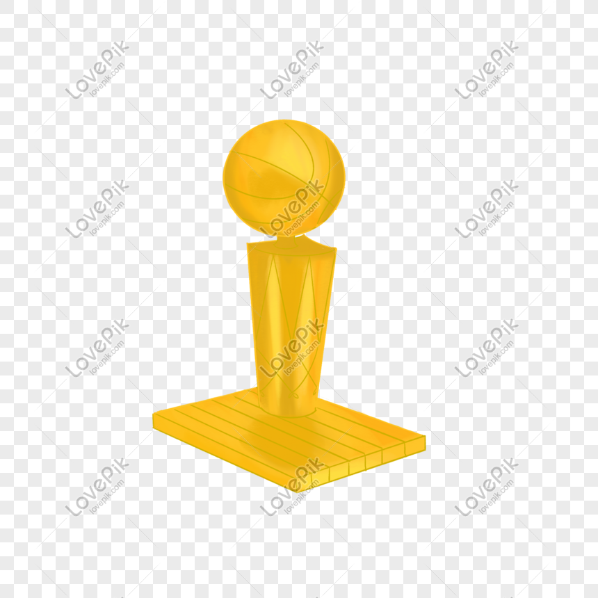 Nba basketball championship trophy png image_picture free