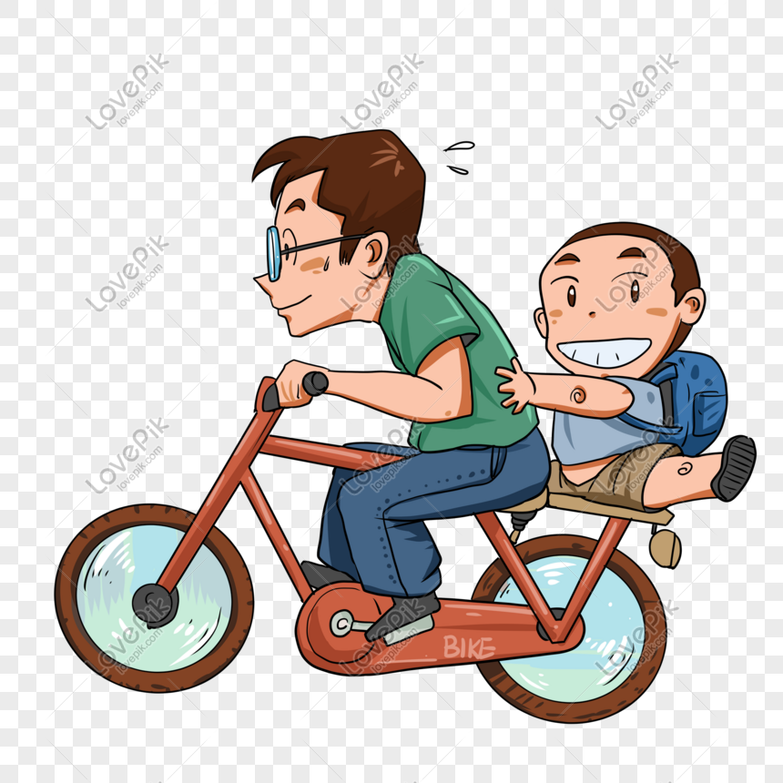 fathers day father and son png
