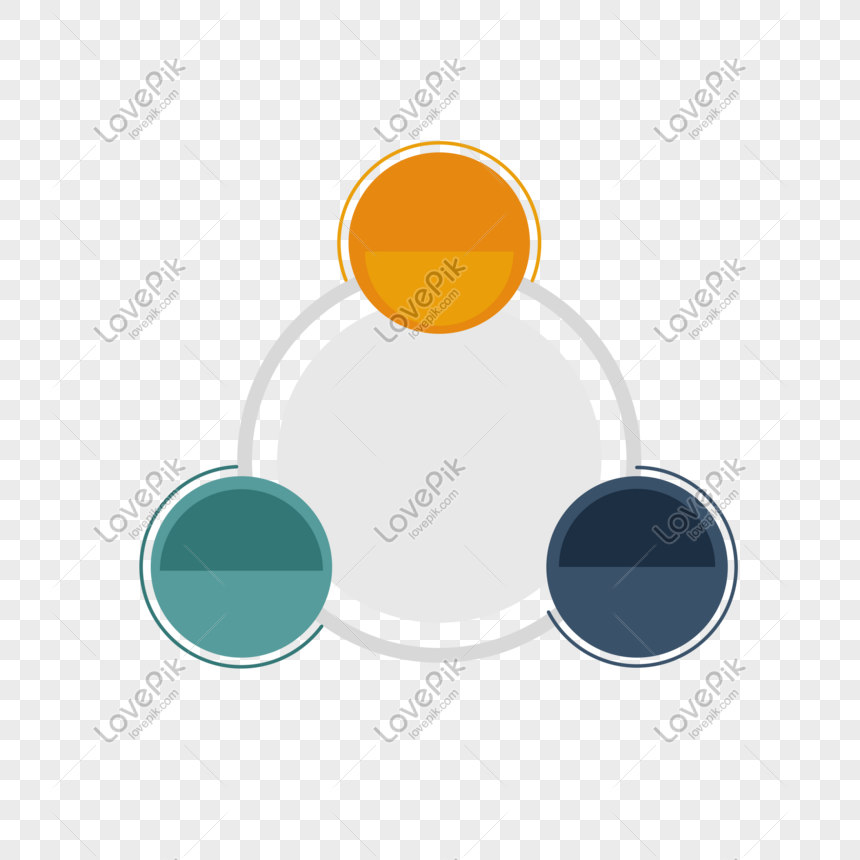 simple style ppt level element png