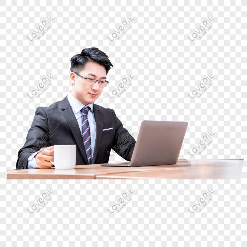 Orang Orang Bisnis Di Kantor Png Grafik Gambar Unduh Gratis Lovepik