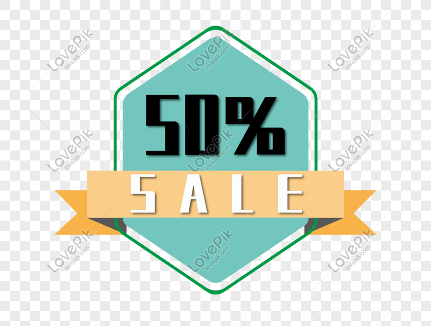 50%sale png