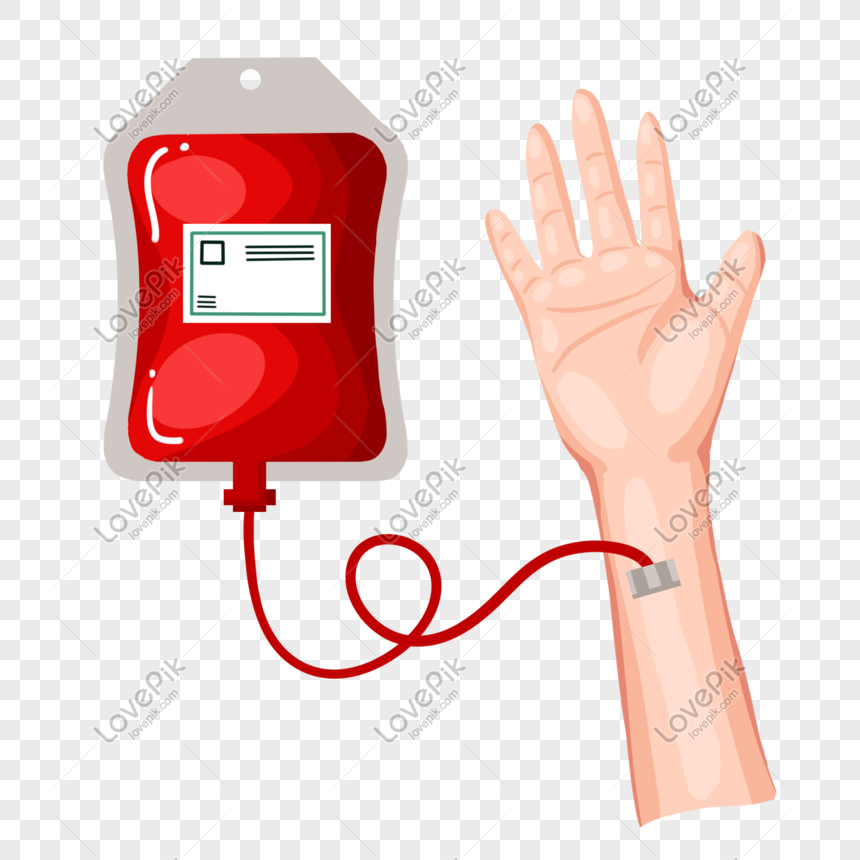 Blood donation hand png image_picture free download