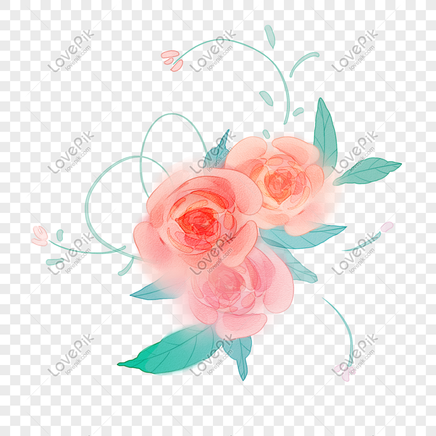 watercolor flower png