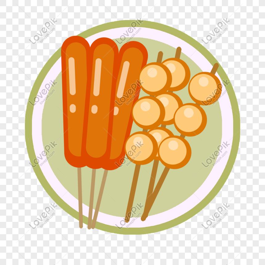 barbecue skewer png