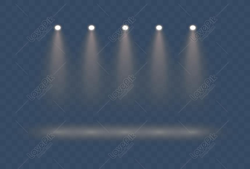 stage lighting png