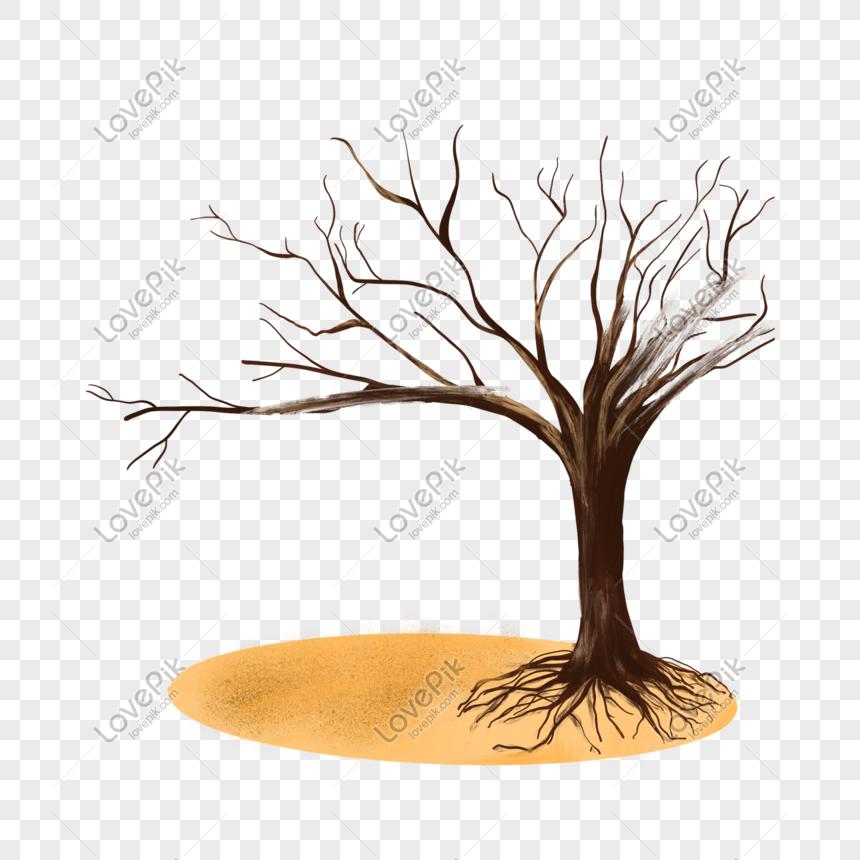 Pohon Kartun Png Grafik Gambar Unduh Gratis Lovepik