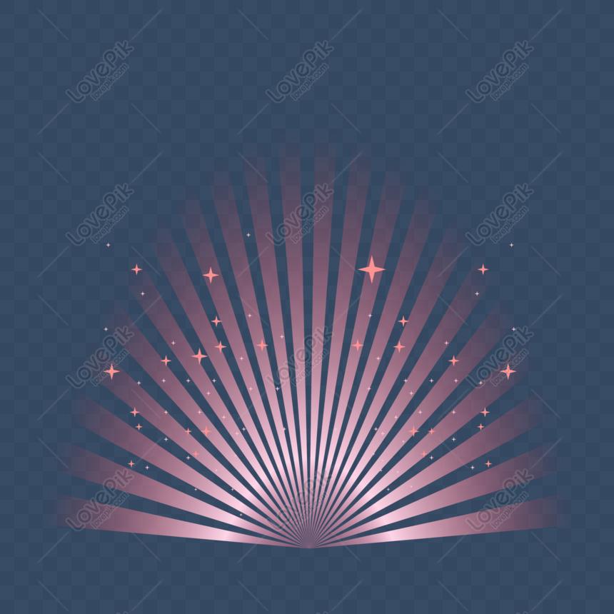 latar belakang pencahayaan panggung