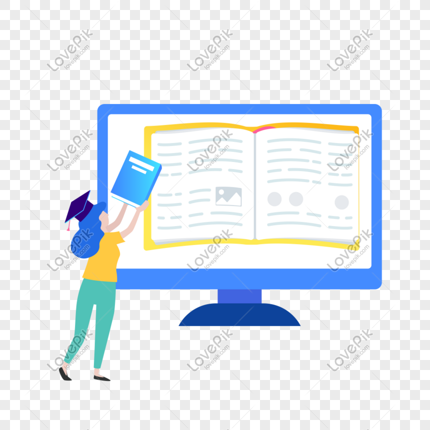 Graduation Thesis Icon Free Vector Illustration Material Png Image_picture Free  Download 401474024_lovepik.com