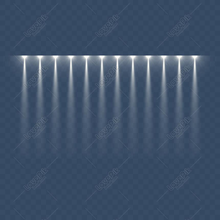white spotlight png