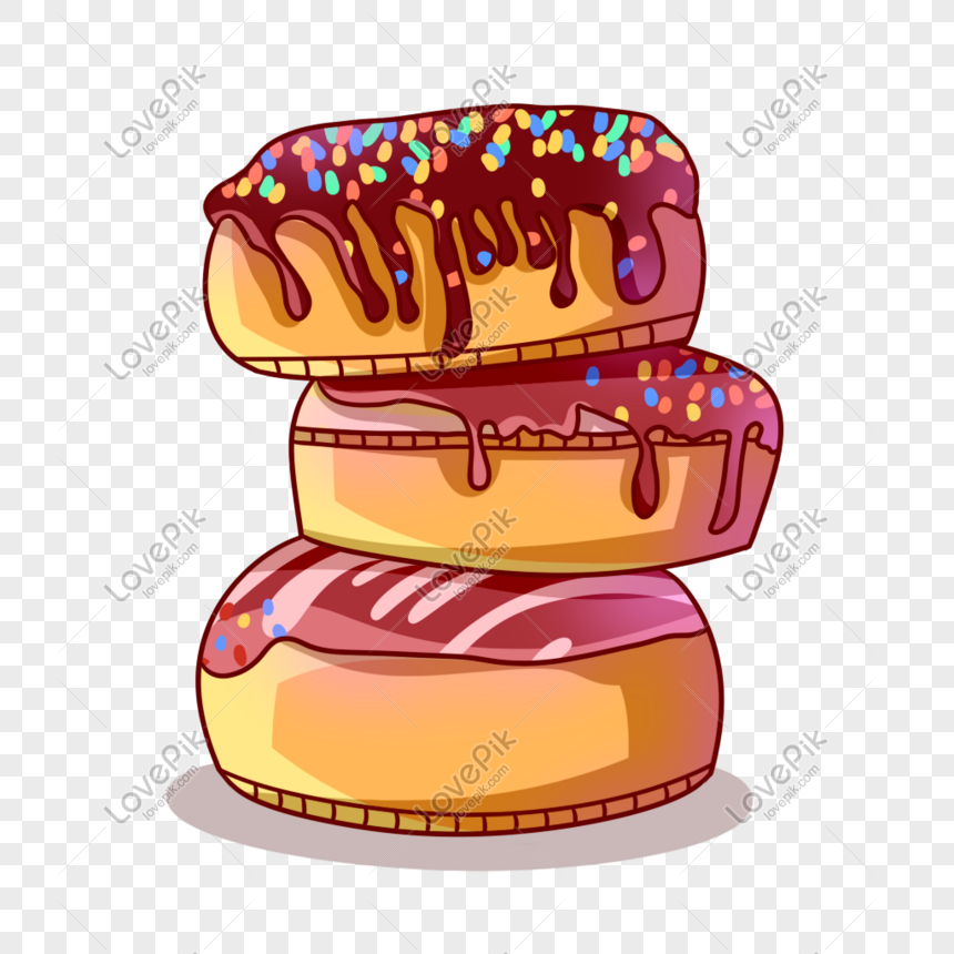 Cartoon Bread Donut Png Image Picture Free Download 401484625 Lovepik Com Free donut transparent png images. cartoon bread donut png image picture