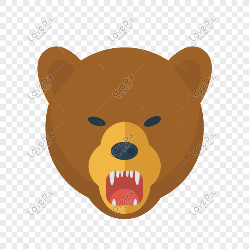 bear icon free vector illustration material png image picture free download 401492541 lovepik com bear icon free vector illustration