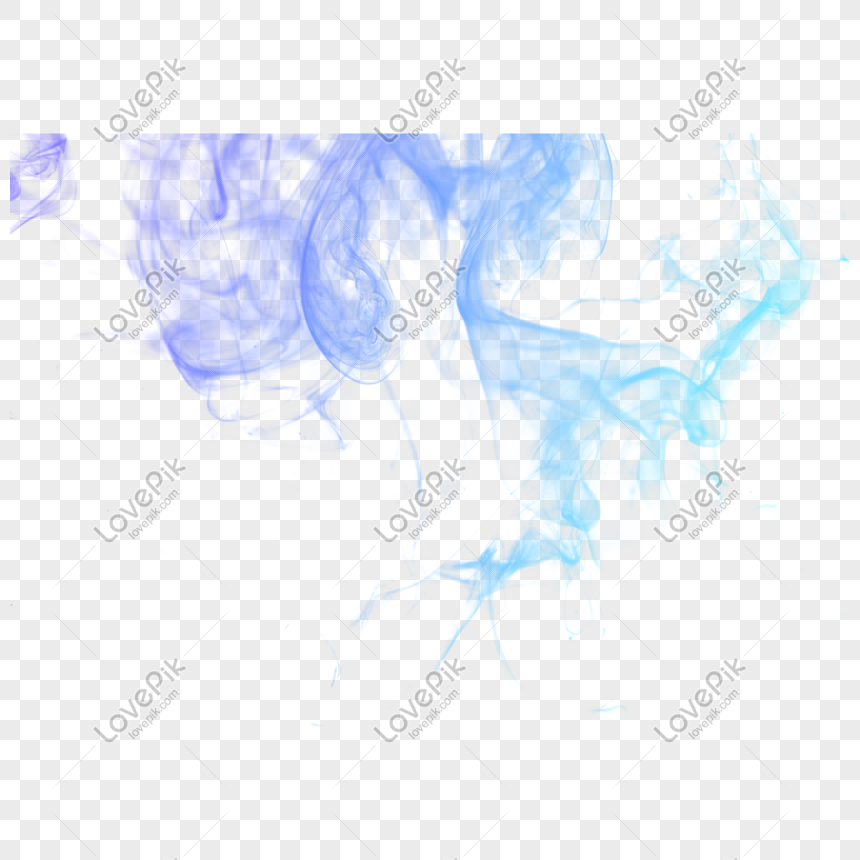 color smoke effect png