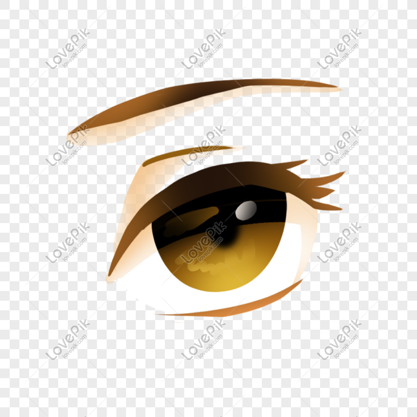 Cartoon Eyes Png Image Picture Free Download 401517948 Lovepik Com