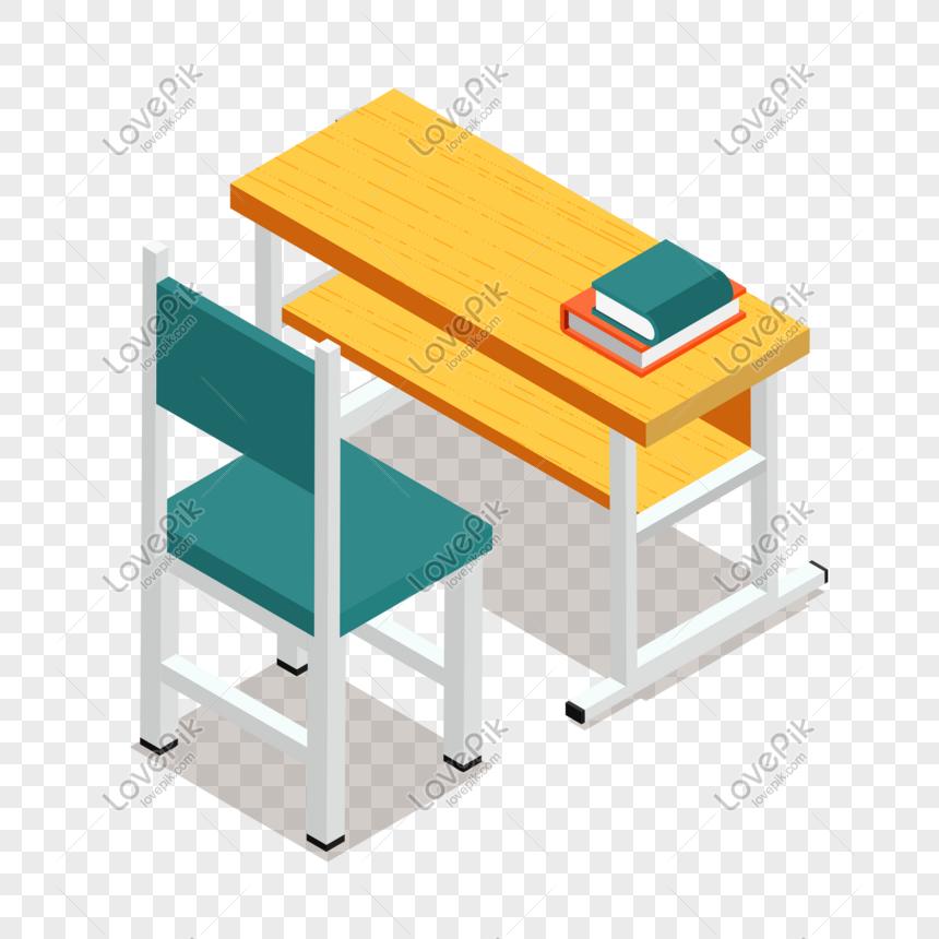 escritorios con sillas para dibujar