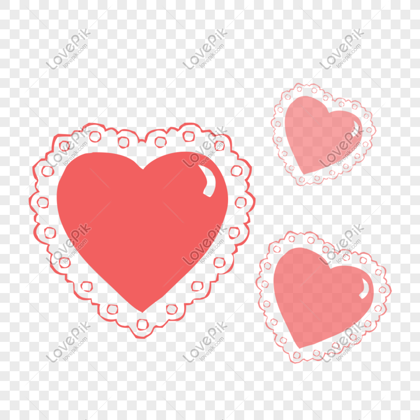 Lovepik صورة Psd 401535962 Id الرسومات بحث صور مرسومة باليد الكرتون قلوب الحب العناصر