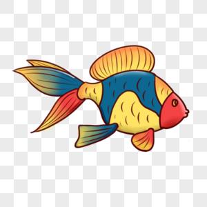 Cartoon Fish Templates Free Download Poster Banner Design