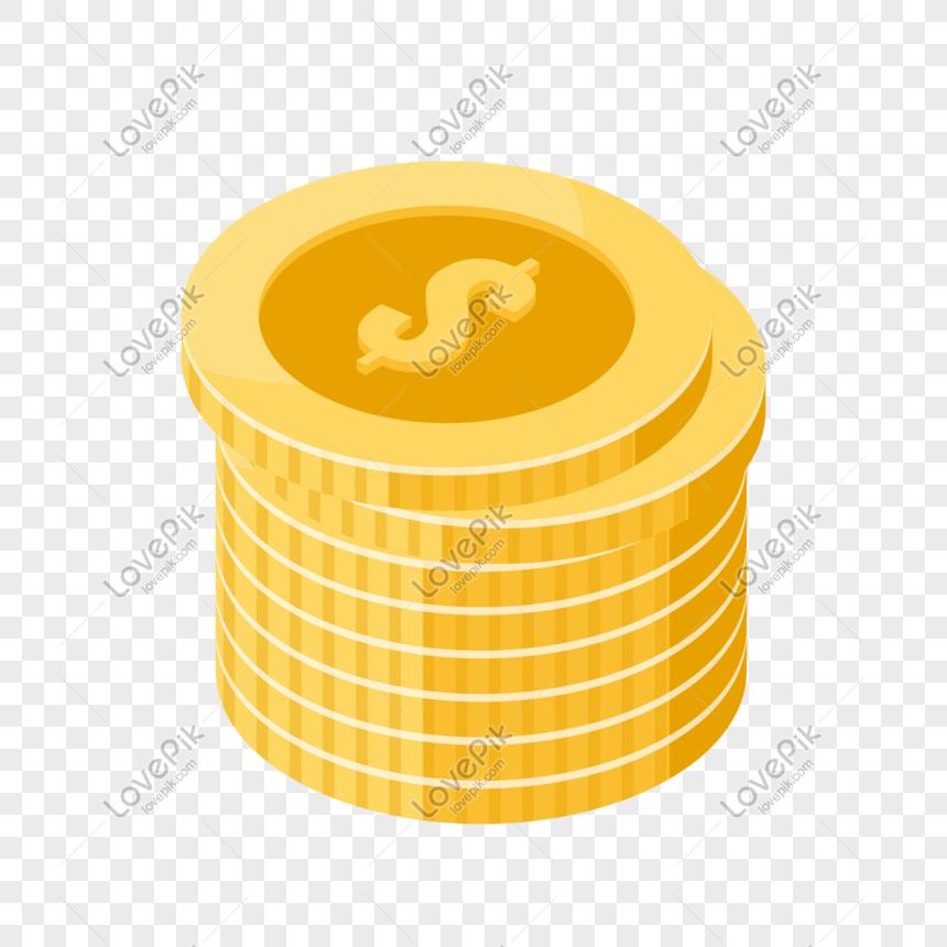 gouden munt png