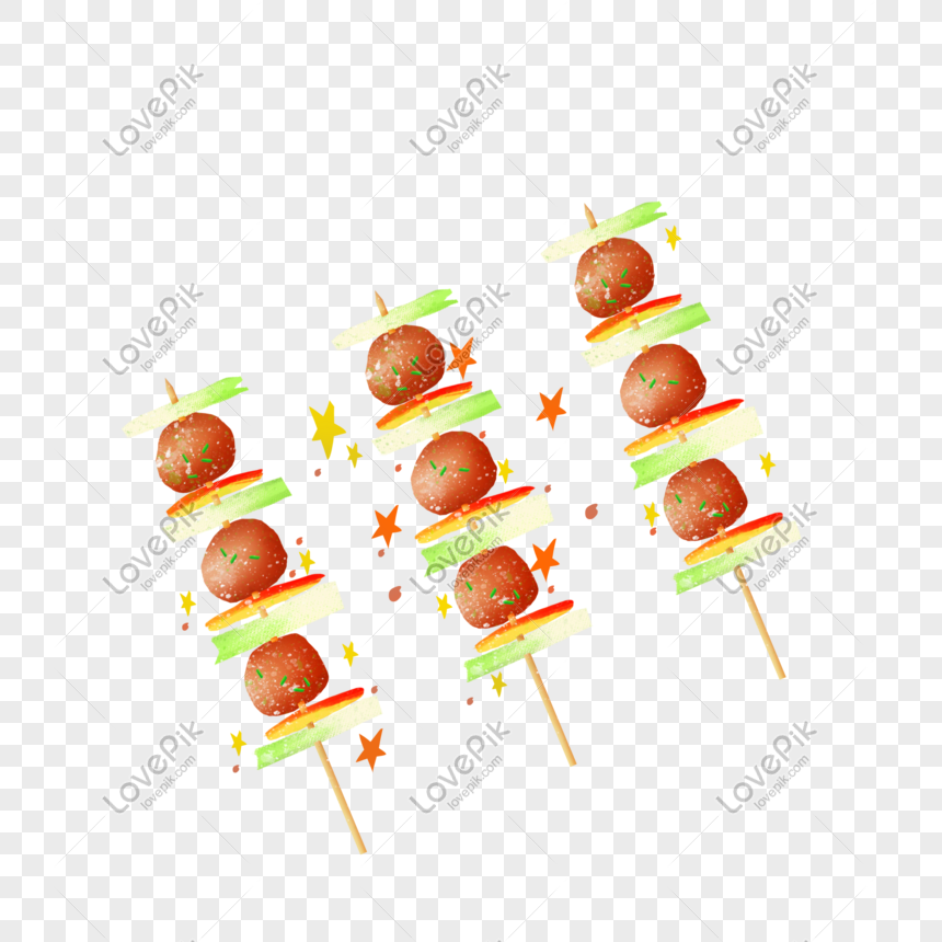 barbecue meatballs png