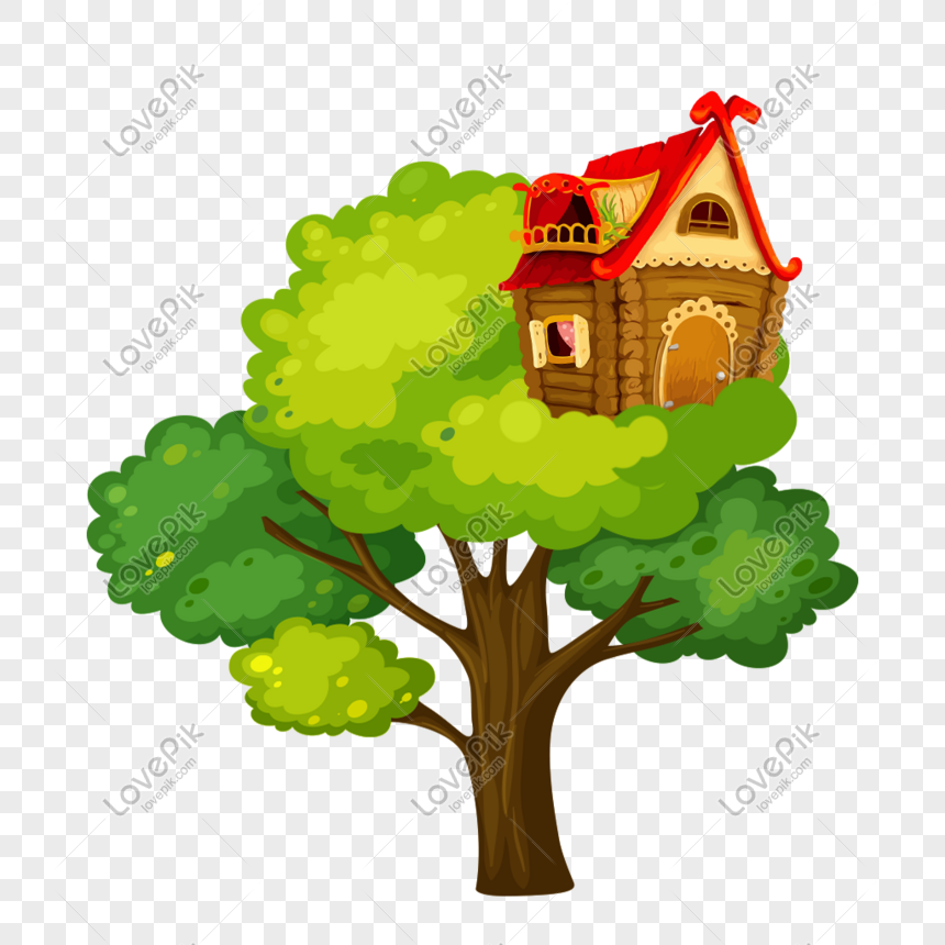 Cartoon Tree House Pictures Png Image Picture Free Download 401547862 Lovepik Com Winter cartoon house with smoke from chimney in vector. cartoon tree house pictures png