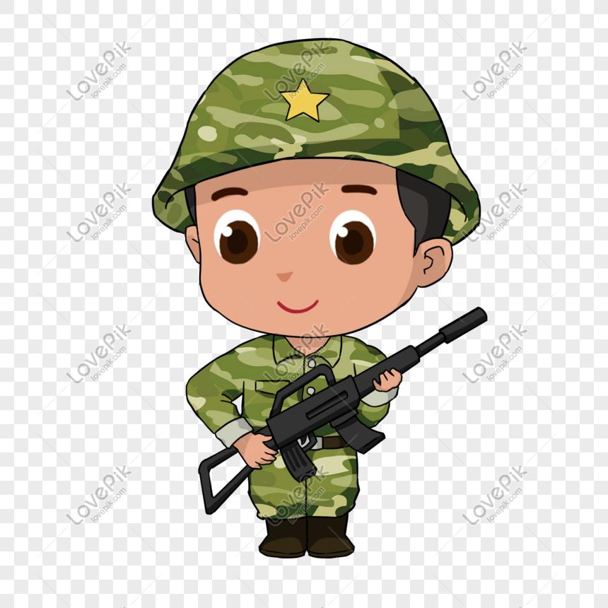 Photo De Formation Militaire De Dessin Anime Numero De L Image401548655 Format D Image Psd Fr Lovepik Com