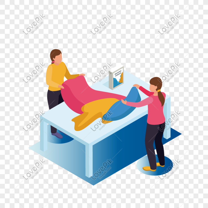 Adorable Little Redhead Boy Hanging Washed Clothes On Drying.. Royalty Free  Cliparts, Vectors, And Stock Illustration. Image 111716573.