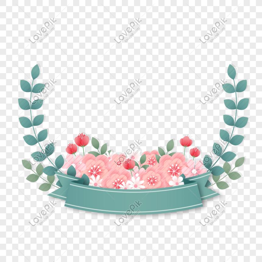 Decorative Flower Fl Shading