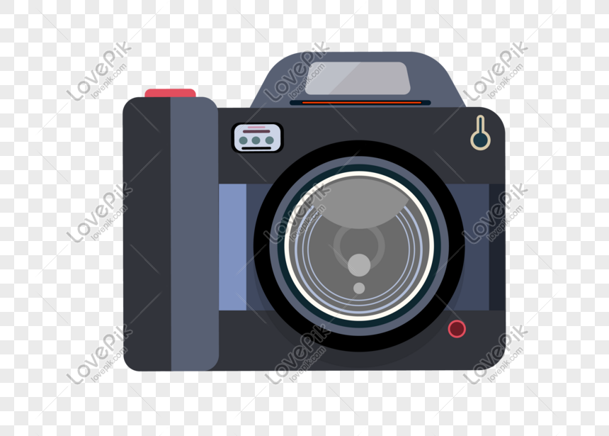 Hand Drawn Cartoon Camera Flat Vector Material Png Image Picture Free Download 401571088 Lovepik Com