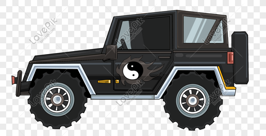 Cartoon Jeep Png Image Picture Free Download 401572129 Lovepik Com
