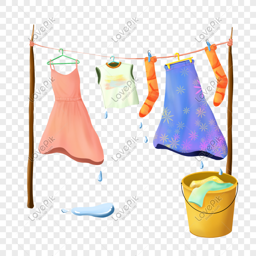 summer clothes small fresh elements png