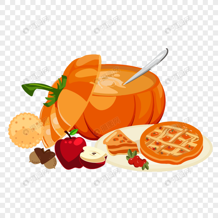 thanksgiving food png