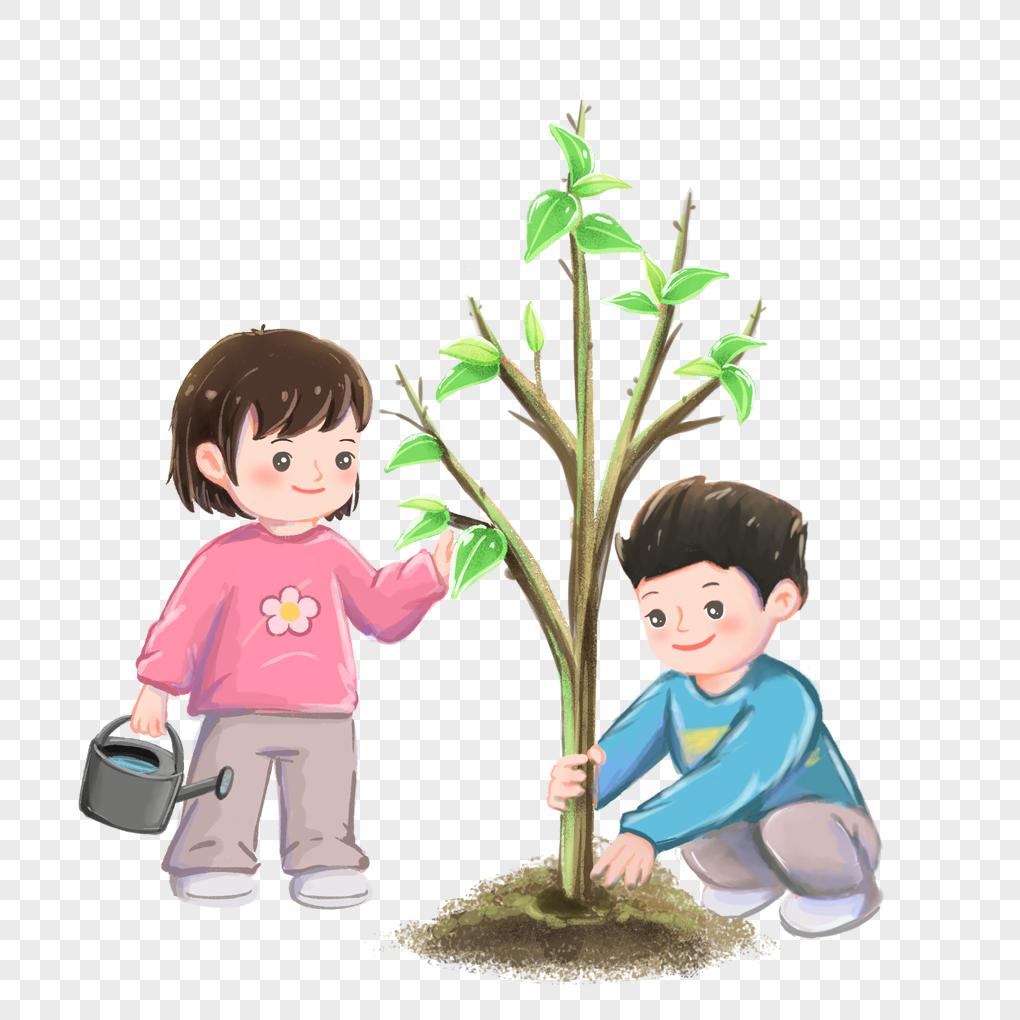 Посадить дерево картинка для детей