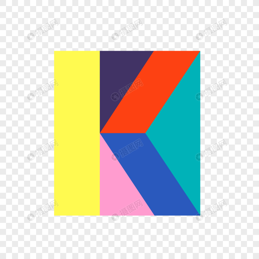 english letter k png