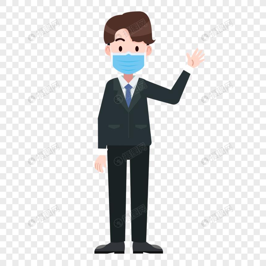 Budak Lelaki Memakai Topeng Gambar Unduh Gratis Imej 401712725 Format Png My Lovepik Com