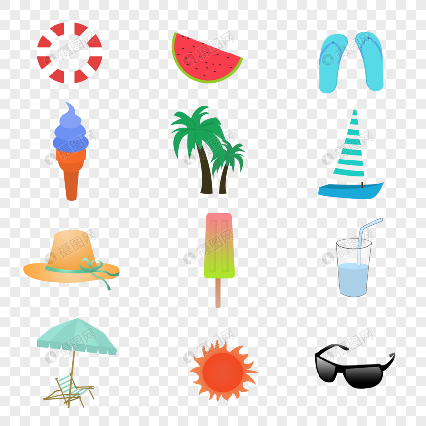summer icon png